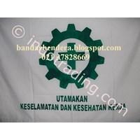 Bendera Safety K3 Standar Depnaker 1