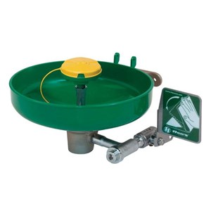 Emergency Plastic Bowl Eye or Face Wash Stations