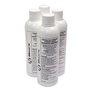 Bacteriostatic Water Preservative Additive for Portable Eyewash Stations