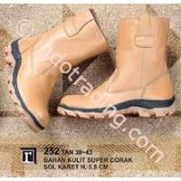Sepatu Cheetah Safety 1