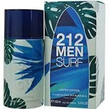 carolina herrera 212 man surf parfum