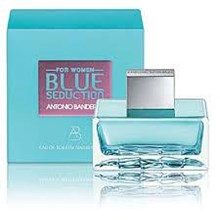 antonio banderas blue seduction for woman parfum