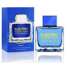 antonio banderas blue seduction the electric man parfum