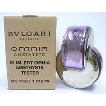 bvlgari omnia amethyste tester parfum