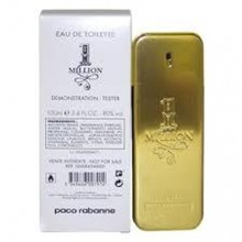 paco robanne 1 million tester parfum