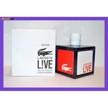 lacoste live tester