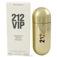 carolina herrera 212 vip woman tester