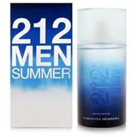 carolina herrera 212 man summer parfum 1