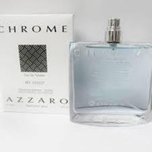 azzaro chrome united tester