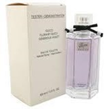 flora by gucci generous violet gucci for woman tester