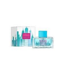 urban seduction antonio banderas blue woman parfum