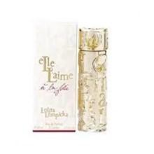 elle l'aime a la folie lolita lempicka extreme parfum