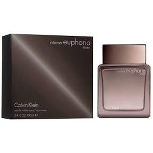 calvin klein euphoria intense man parfum