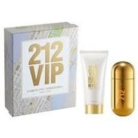 Jual Parfum carolina herrera 212 vip woman giftset