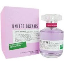 United colors of beneton love yourself parfum