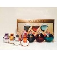Bvlgari omnia dan aqua iconic miniatur collection set