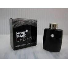 Parfum Mont blanc legend miniatur