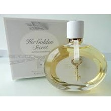Parfum antonio banderas her golden secret tester