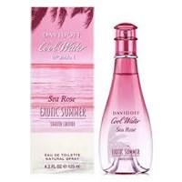 Jual Parfum davidoff cool water sea rose exotic summer limited edition