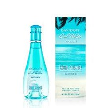 Parfum davidoff cool water exotic summer limited edition