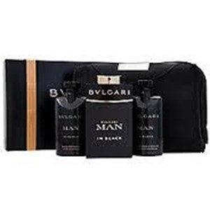 Sell Bvlgari Man Perfume Giftset In Black From Indonesia By Pusat