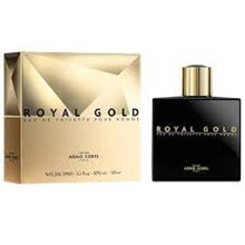 Parfum arno sorel royal gold man