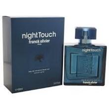 Parfum Franck olivier night touch man
