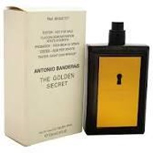 Sell Antonio Banderas Perfume The Golden Secret Man Tester From
