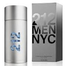 Parfum Carolina herrera 212 men nyc 200ml