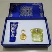 Versace yellow diamond intense giftset