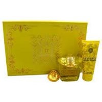 Versace yellow diamond set  1