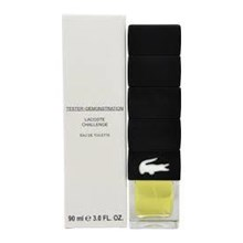 Parfum Lacoste challenge tester