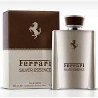 Ferrari silver essence parfum 1