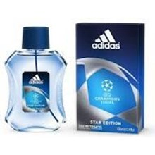 Adidas champaign league star edition parfum