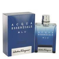 Salvatore ferragamo acqua essenziale blu parfum