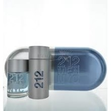 Carolina herrera 212 men nyc giftset