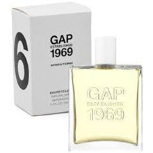 gap establish 1969 woman parfum