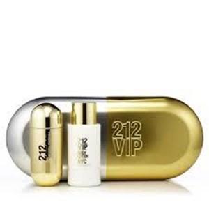 Carolina herrera 212 vip woman giftset parfum