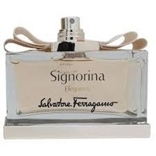Parfum Salvatore ferragamo signorina eleganza test