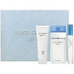 Dolce gabbana light blue giftset