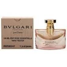 Parfum Bvlgari rose essential tester