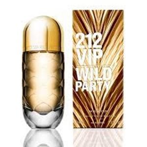 Parfum carolina herrera 212 wild party for woman
