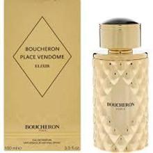Parfum boucheron place vendome elixir