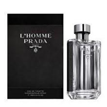 Prada l'homme for man parfum