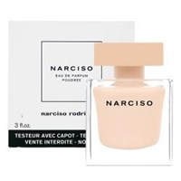 Parfum Narciso rodriquez poundre for her tester with capr 1