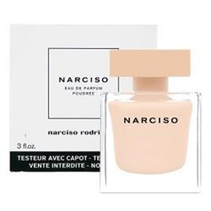 Parfum Narciso rodriquez poundre for her tester with capr