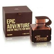 parfum emper epic adventure for man edt uk.100ml