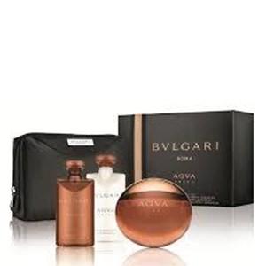 parfum bvlgari aqva amara set