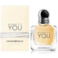 Jual Giorgio armani because its you parfum