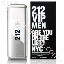 Parfum Carolina Herrera 212 VIP Men